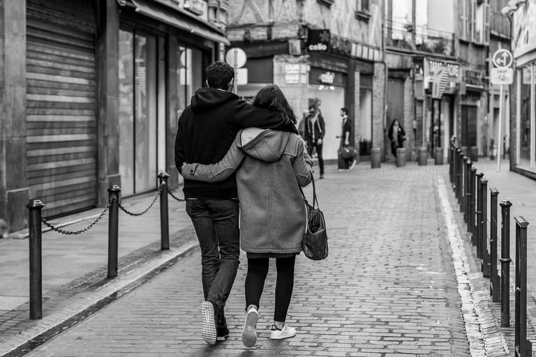 Couple | © Gauthier DELECROIX - 郭 / Flickr