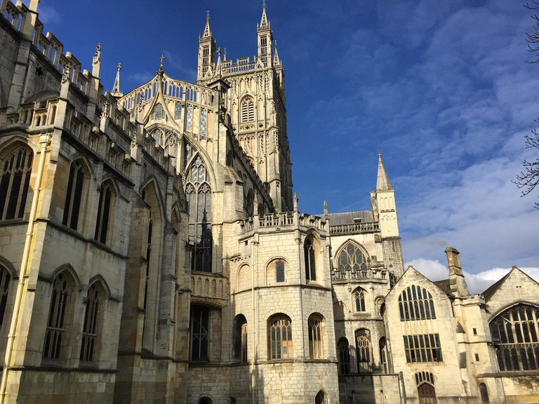 Gloucester Cathedral | ©Kathryn Yengel/Flickr