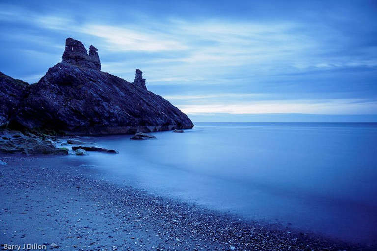 A beach in Wicklow   © Barry/Flickr