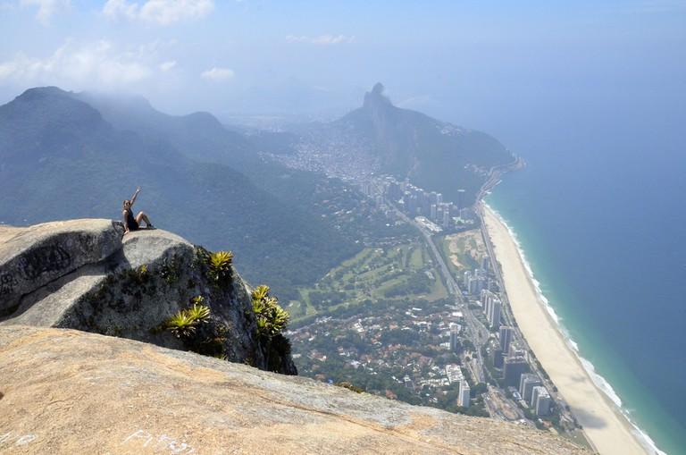 The view from Pedra da Gavea |© Alexandre Macieira | Riotur/Flickr