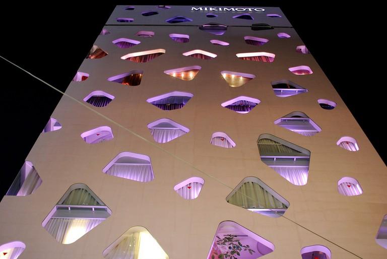 Mikimoto 2 in Ginza, Tokyo