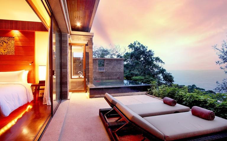 Ocean Pool Suite at Paresa Resort Phuket
