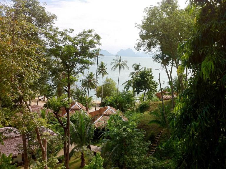 Thailand Nov 2011 – Paradise Resort, Koh Yao Noi