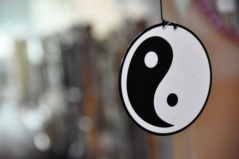 The yin and yang symbol | © Travis Simon/Flickr