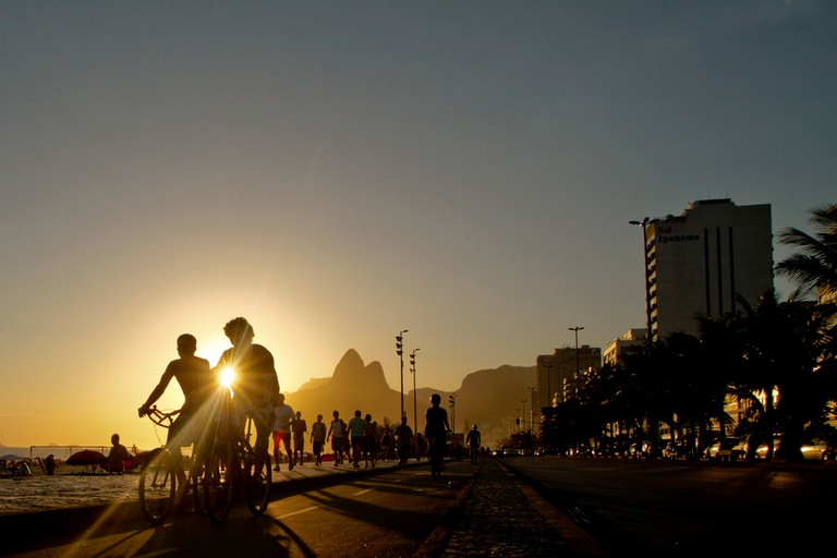 Ipanema |© Pedro Kirilos/RIotur/Flickr