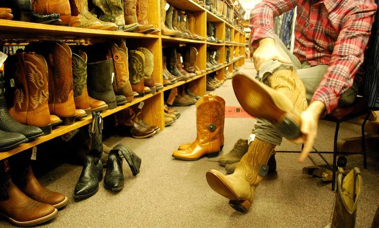 Allen Boots