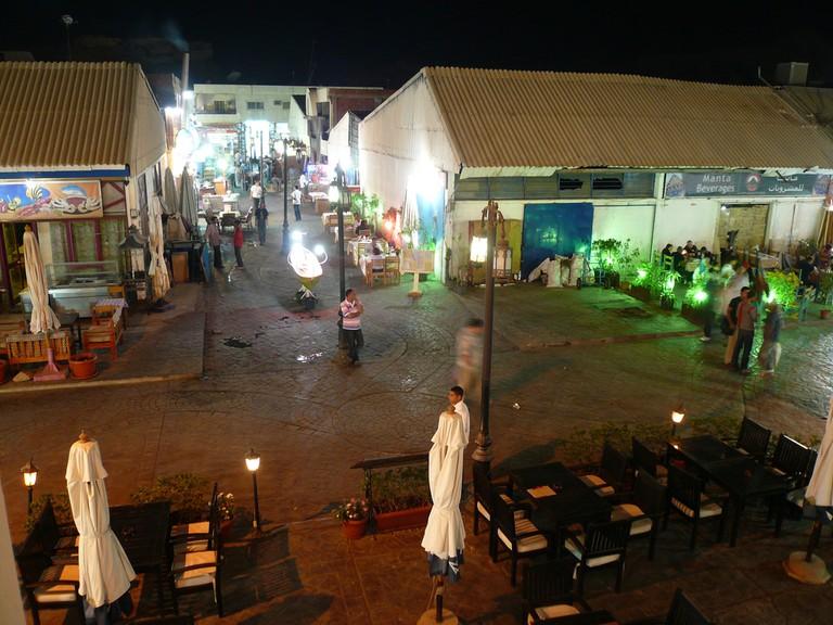 Old Market, Sharm El Sheikh