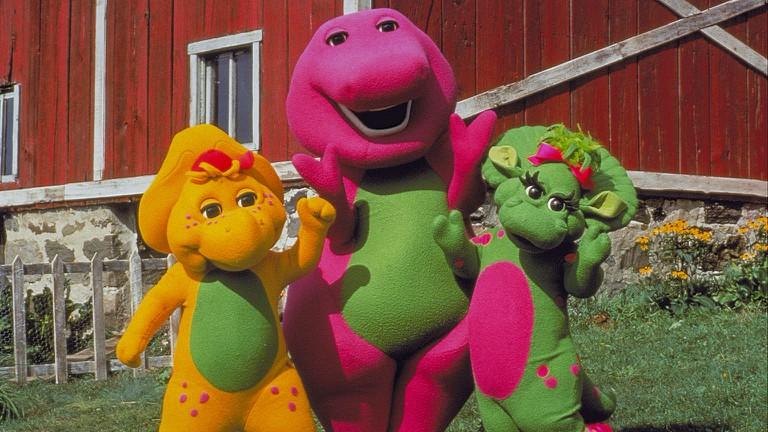 'Barney's Great Adventure'