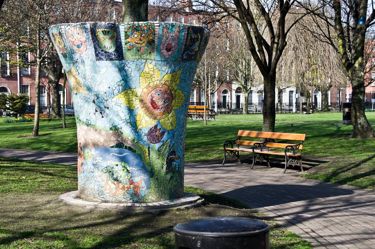 Mountjoy Square Park | © William Murphy/Flickr