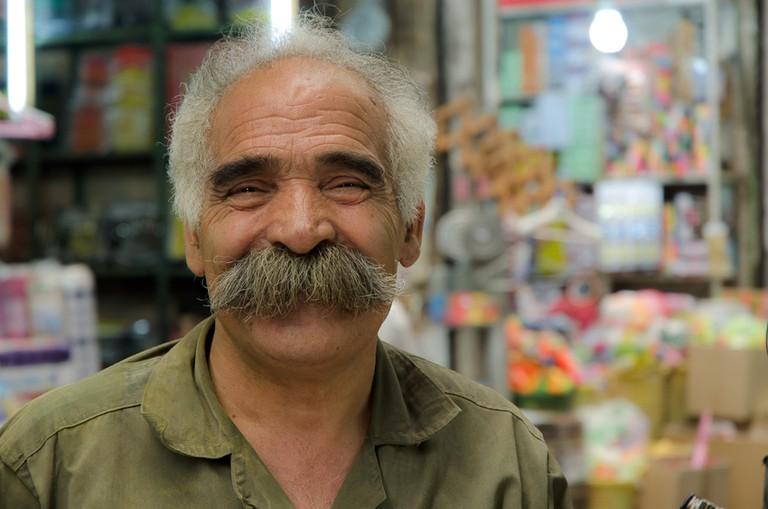 A friendly smile | © Kamyar Adl / Flickr