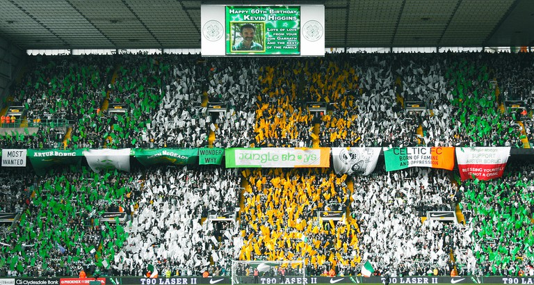 Celtic Fans | © Brian Hargadon/Flickr