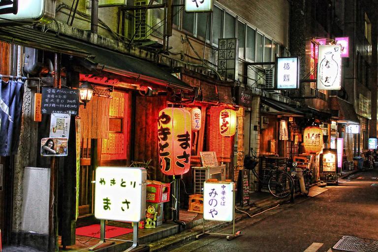 Izakayas in Tokyo