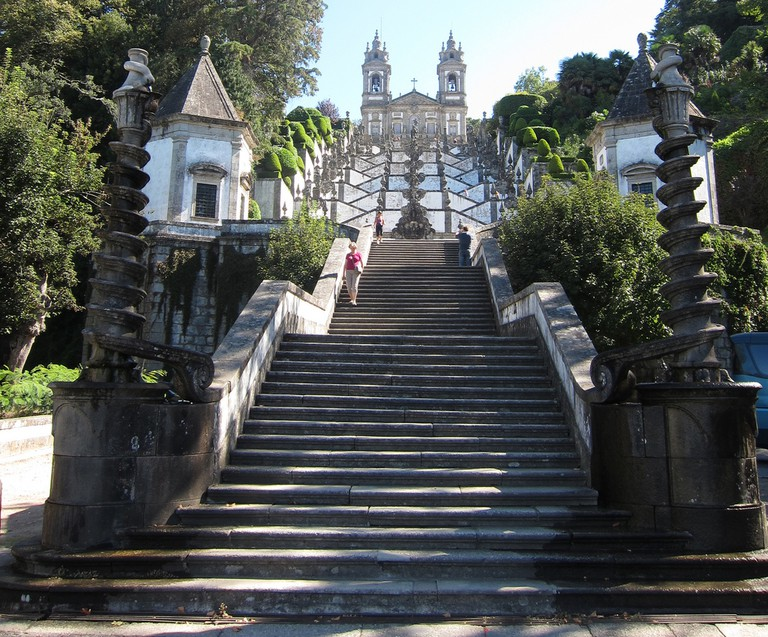 Bom Jesus do Monte, Portugal