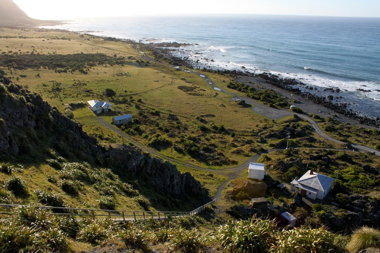 New Zealand: Cape Palliser