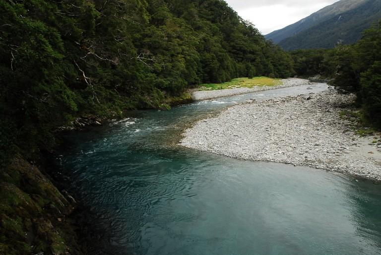Blue Pools - Haast Pass