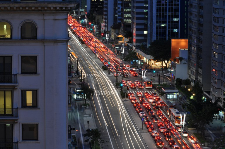 Sao Paulo traffic |© Leonardo Aguiar/Flickr