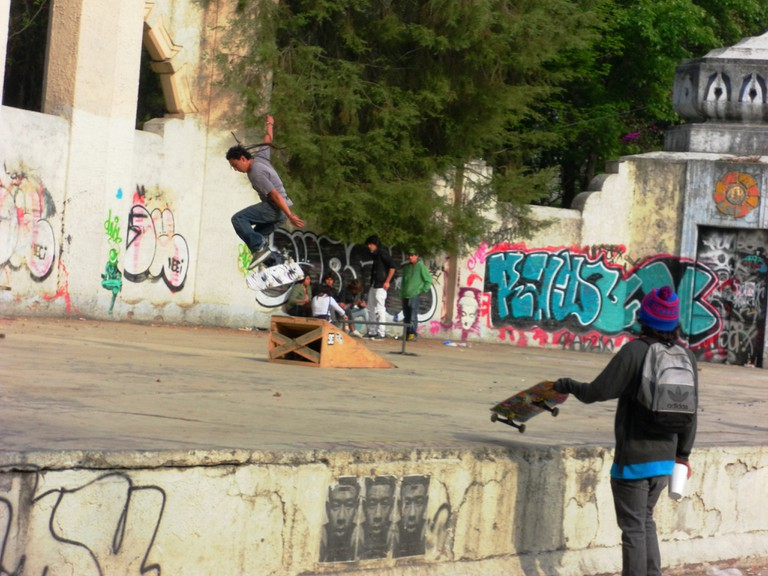 Parque México | © cezzie901/Flickr
