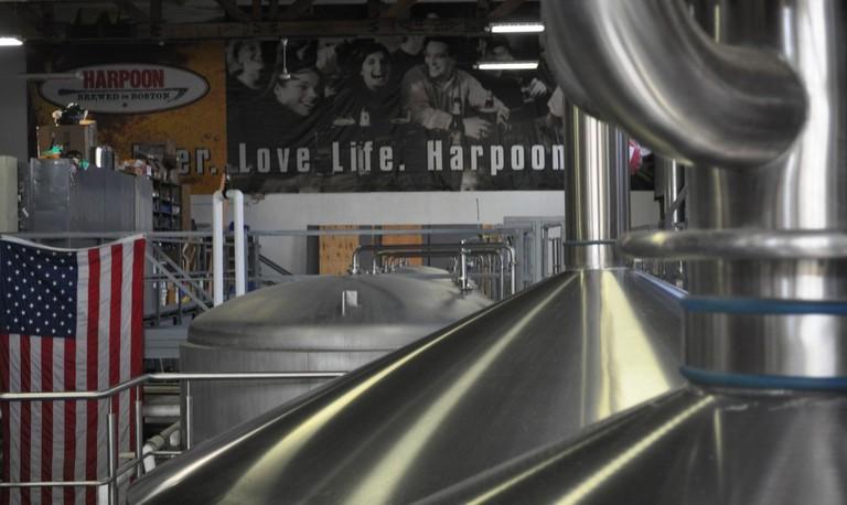 Inside Harpoon