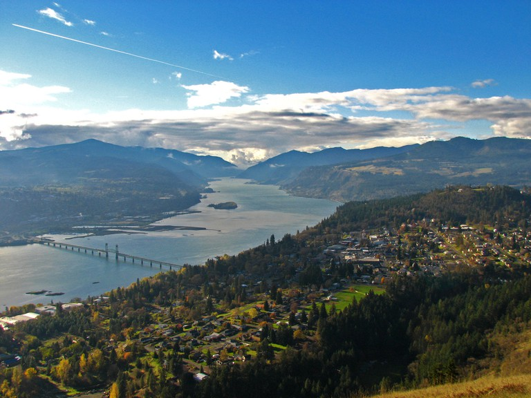 The Columbia River Gorge, Home | © Paul Kline/Flickr