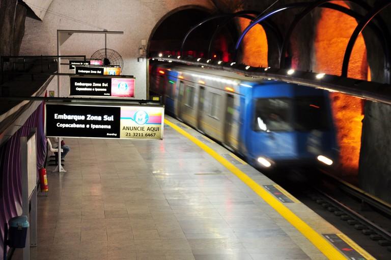 Metro |© Alexandre Macieira | Riotur/Flickr
