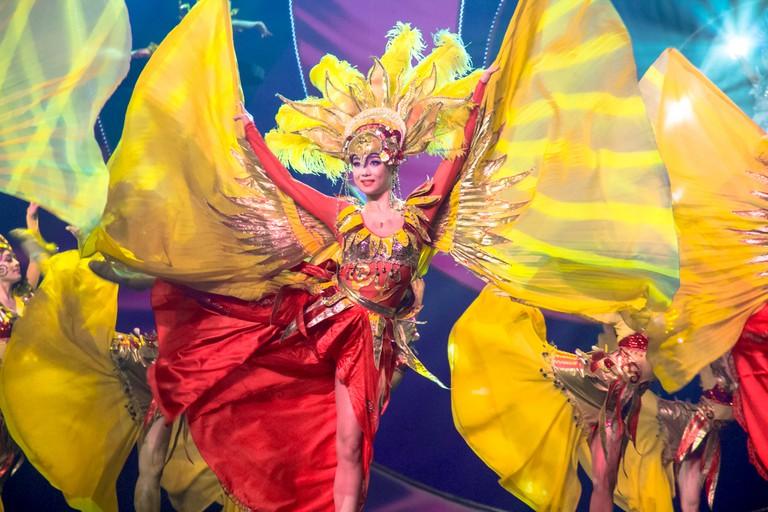Yangko Dancer