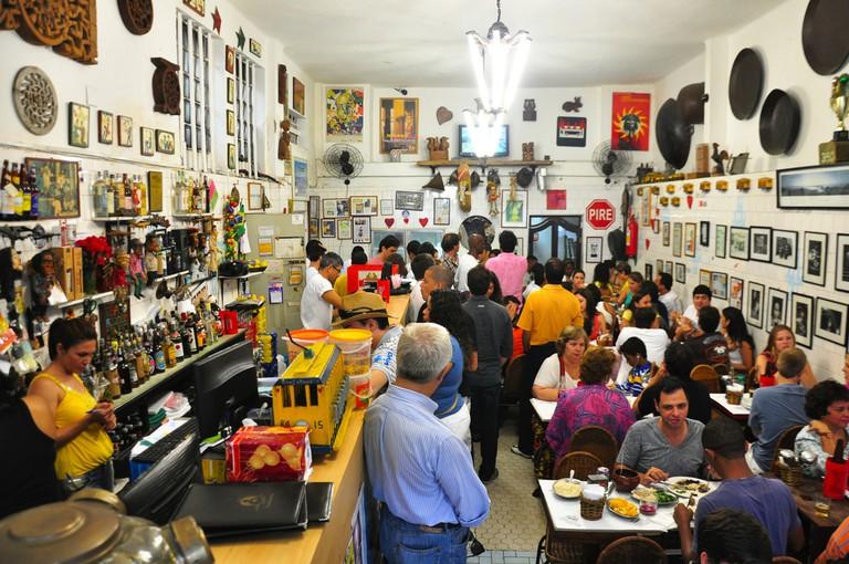 Bar do Mineiro in Santa Teresa |© Alexandre Macieira|Riotur/Flickr