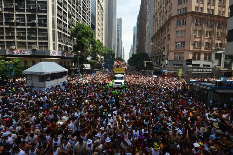Cordão do Bola Preta street party |© André Lobo|Riotur/Flickr