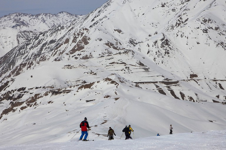 Skiing is a popular pastime | © Ninara / Flickr