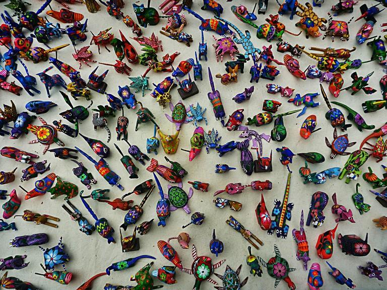 Alebrijes | © Jesús Dehesa/Flickr