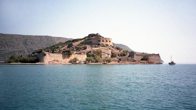 Spinalonga (Island of Tears), Crete │