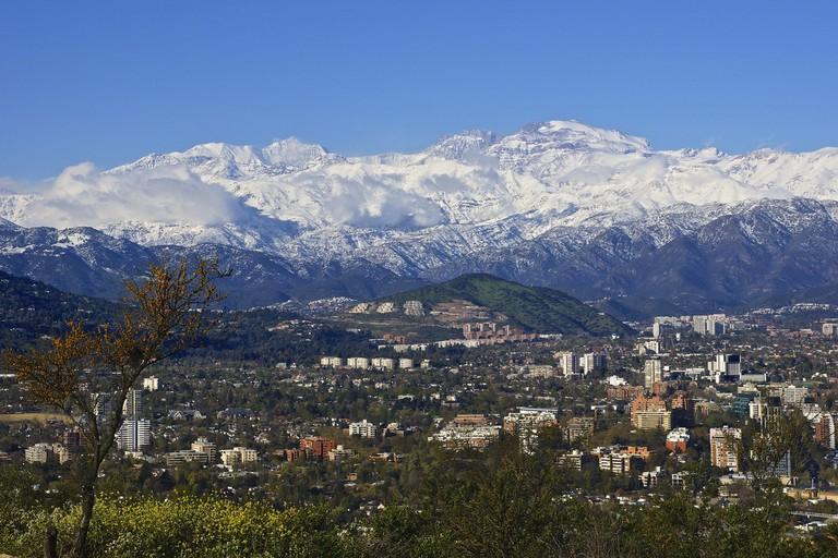 Santiago, Chile © alobos Life