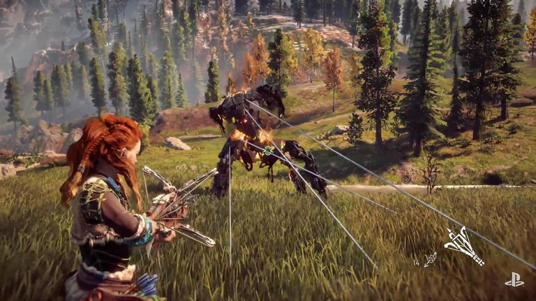 Aloy from Horizon Zero Dawn