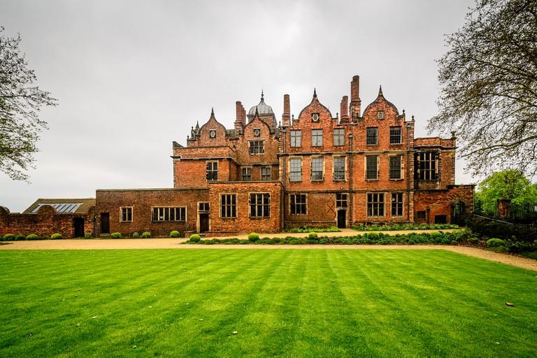 Aston Hall and Gardens