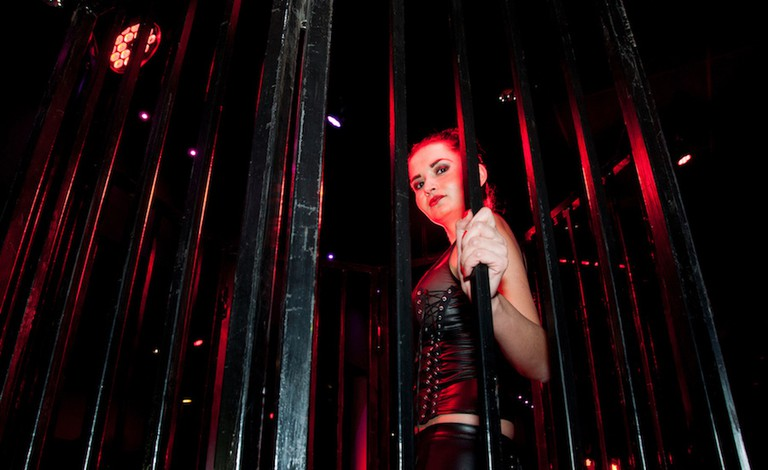 Dominatrix © JT Bioscopen/Flickr