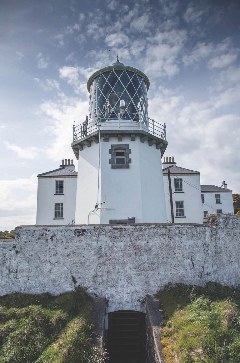 Blackhead Lighthouse, County Antrim, © Malcolm McGettigan | Courtesy of Great Lighthouse of Ireland