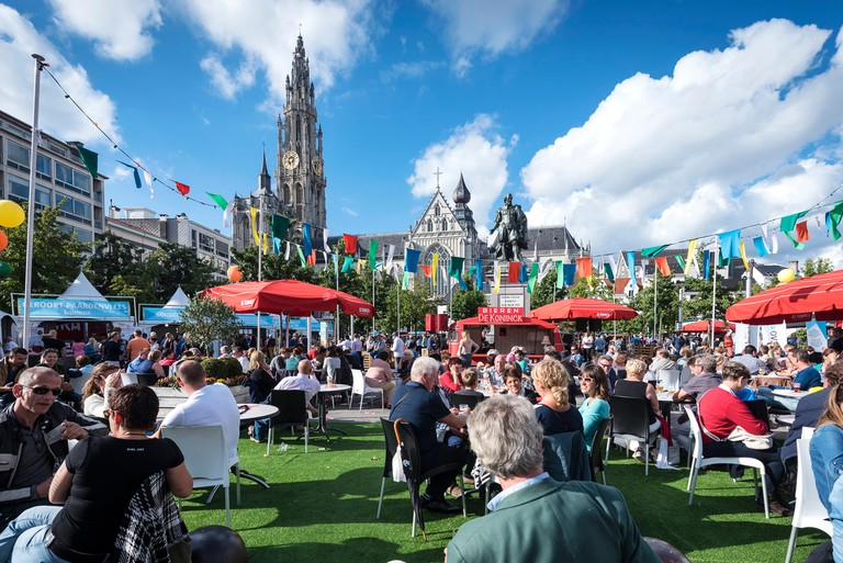 Bollekesfeest | © Jonathan Ramael / courtesy of Visit Antwerp