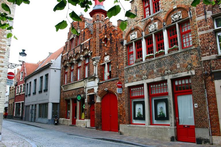 Bruges | public domain / Pixabay