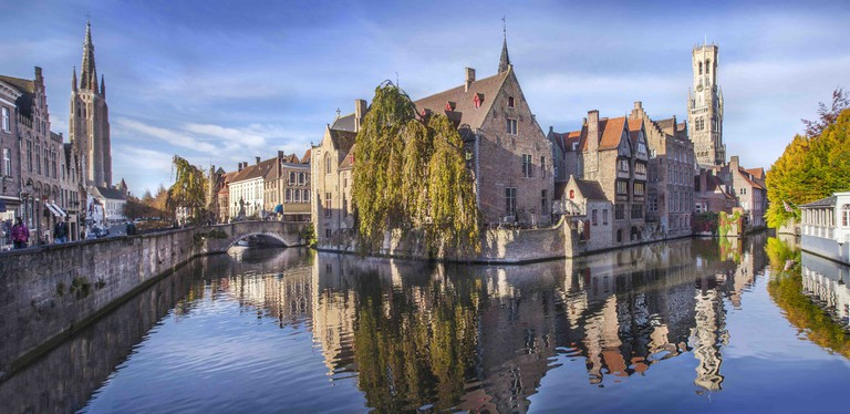 Rozenhoedenkaai | © Jan D'Hondt / courtesy of Toerisme Brugge