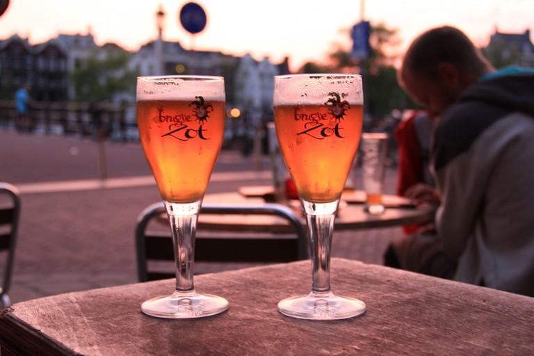 Brugse Zot, Bruges' official city beer | © Frô de Maracujá!