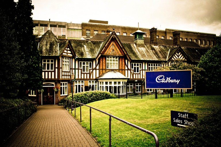 Cadbury's in Bournville Village, Birmingham