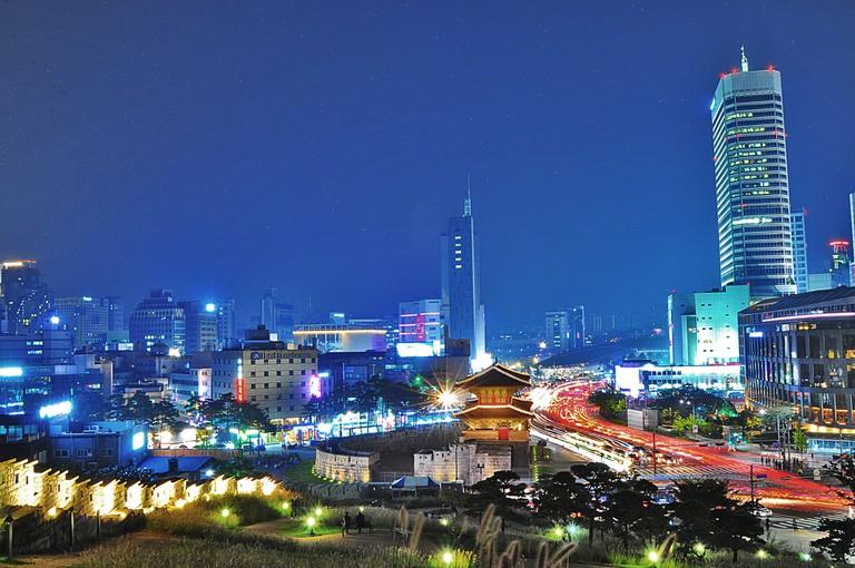 View of Dongdaemun