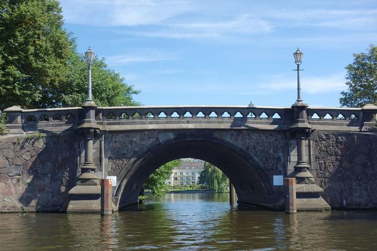 The Feenteichbrücke
