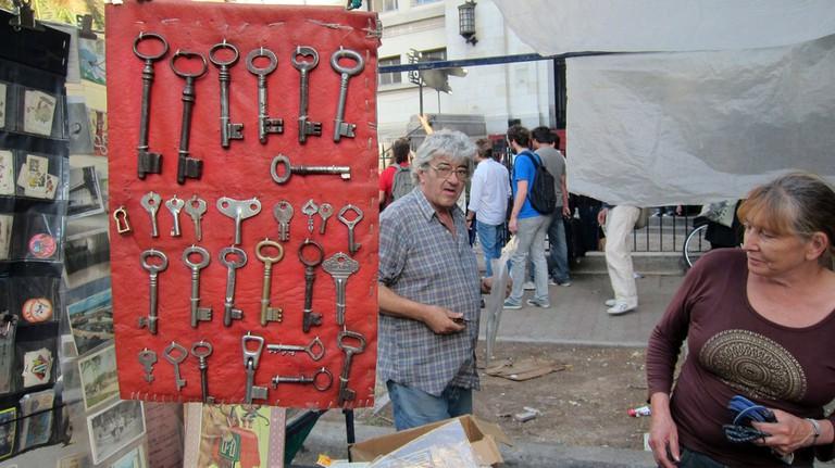 Feria de Parque Centenario