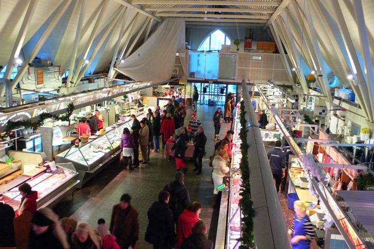 Fish Church in Gothenburg