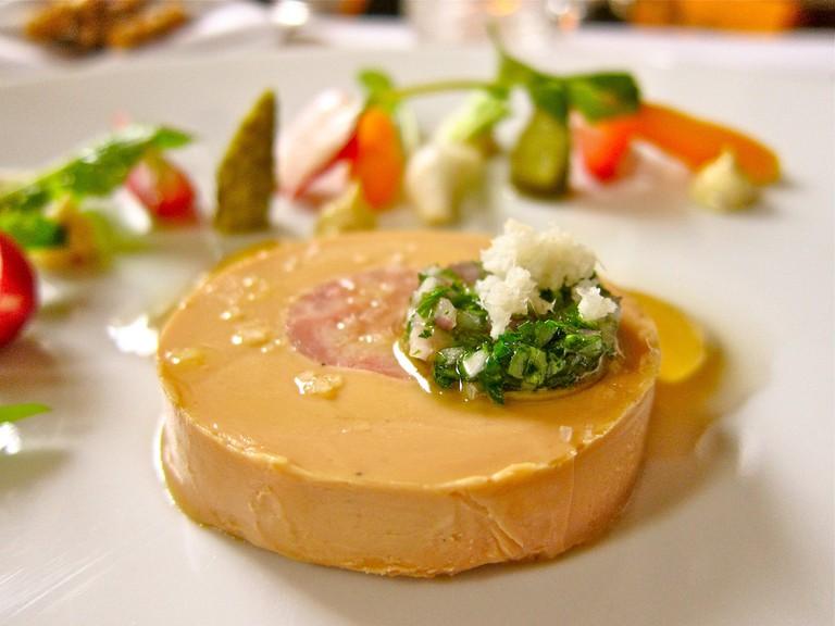 Foie gras │© djjewelz