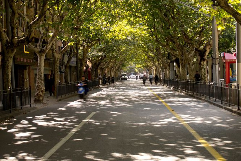 French Concession Street