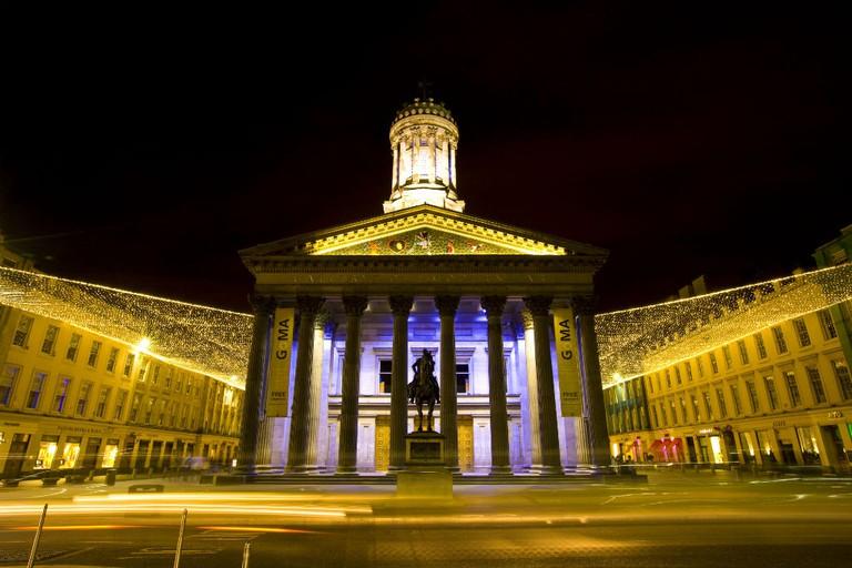 Glasgow Gallery of Modern Art | Courtesy Of Glasgow Life