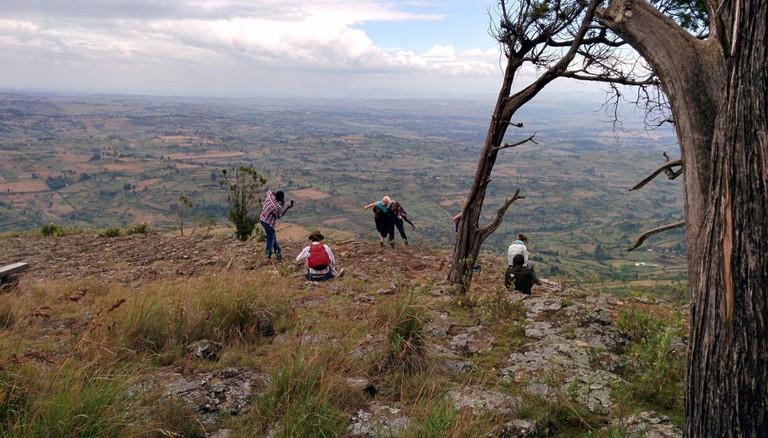 Hiking Mt. Elgon | © datakid musicman / Flickr