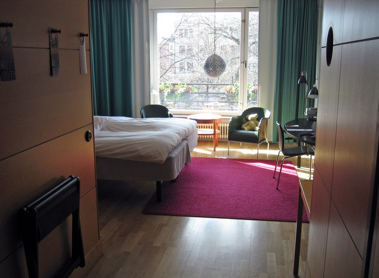 Room at Benny Andersson's Hotel Rival
