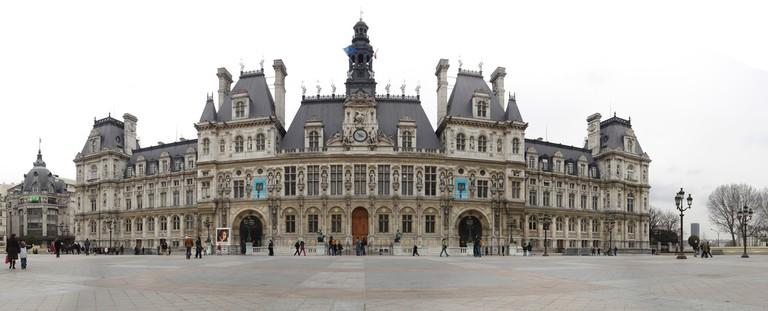 Hôtel de Ville │© Alexandre Duret-Lutz